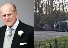 Η συγκινητική συγγνώμη του πρίγκιπα Φίλιππου στο θύμα του τροχαίου του - Κεντρική Εικόνα