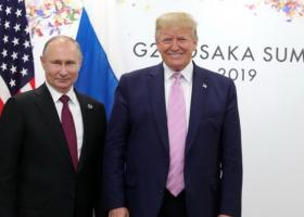 Τραμπ σε Πούτιν: Μην αναμιχθείτε στις εκλογές μας - Κεντρική Εικόνα