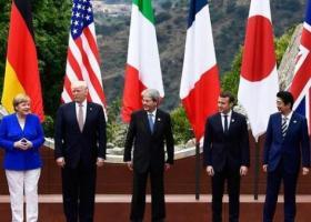 G7: Προς την πρώτη σύνοδο χωρίς κοινή ανακοίνωση από 1975 - Κεντρική Εικόνα