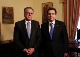 Μηταράκης: «Βασικός μας στόχος ο περιορισμός των ροών» - Οι προτεραιότητες του νέου υπουργείου - Κεντρική Εικόνα