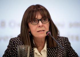 Νέα ΠτΔ η Αικατερίνη Σακελλαροπούλου με 261 ψήφους - Κεντρική Εικόνα