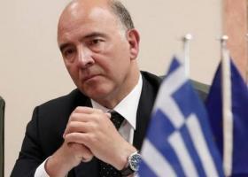 Μοσκοβισί: Η Ελλάδα έχει σημειώσει μεγάλη πρόοδο - Κεντρική Εικόνα