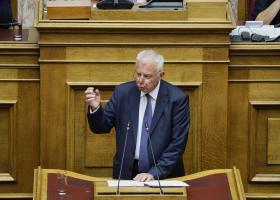Στη Βουλή η κατάθεση Πικραμμένου για Novartis - Φέρεται να κατονόμασε πολιτικό πρόσωπο - Κεντρική Εικόνα