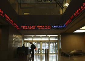 Επέστρεψαν οι πωλητές στο ελληνικό χρηματιστήριο - Κεντρική Εικόνα