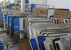 Επιστροφή πινακίδων λόγω εκλογών - Ποιοι εξαιρούνται - Κεντρική Εικόνα