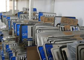 Κορωνοϊός: Επιστρέφονται πινακίδες, άδειες οδήγησης και κυκλοφορίας - Κεντρική Εικόνα