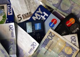 Τράπεζα της Ελλάδος: Έκρηξη της απάτης στις πληρωμές με πιστωτικές κάρτες (Πίνακες) - Κεντρική Εικόνα