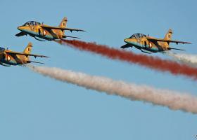 Σύγκρουση δυο στρατιωτικών αεροσκαφών στο Κατάρ - Κεντρική Εικόνα