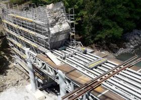 Ήπειρος: Έτοιμη το φθινόπωρο η γέφυρα της Πλάκας (photos) - Κεντρική Εικόνα
