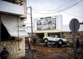 Δυτ. Αττική: Στα 12,3 εκατ. ευρώ οι αποζημιώσεις από τις καταστροφές - Κεντρική Εικόνα