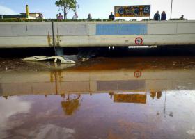 JRC: Αυξημένος ο μελλοντικός κίνδυνος πλημμυρών στην Ελλάδα - Κεντρική Εικόνα