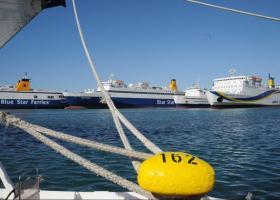 Ξεκινά αύριο η 48ωρη πανελλαδική απεργία των ναυτικών - Κεντρική Εικόνα