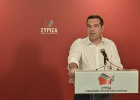 Τσίπρας: Ζητώ την άμεση προκήρυξη εθνικών εκλογών - Κεντρική Εικόνα