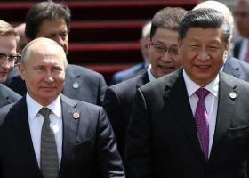 Παγωμένο το δώρο του Πούτιν στον Σι Τζινπίνγκ (photo) - Κεντρική Εικόνα