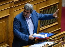 Άρση της ασυλίας του Παύλου Πολάκη αποφάσισε η Βουλή - Κεντρική Εικόνα