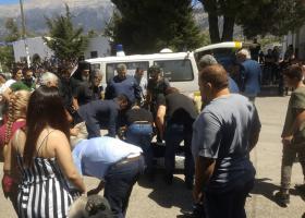 Ο Πολάκης έσωσε άνδρα με κρίση επιληψίας στα Σφακιά (photos) - Κεντρική Εικόνα