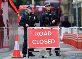 Σε αντιατομικό καταφύγιο στο Λονδίνο άνοιξε επιχειρησιακό κέντρο του στρατού - Κεντρική Εικόνα