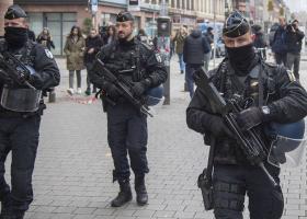 Γαλλία: 7.400 αστυνομικοί στους δρόμους του Παρισιού για τις κινητοποιήσεις της Πρωτομαγιάς - Κεντρική Εικόνα