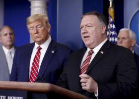 ΗΠΑ: Μερική «αναδίπλωση» Ουάσινγκτον μέσω Πομπέο - «Δεν είναι η ώρα για την τιμωρία» της Κίνας - Κεντρική Εικόνα