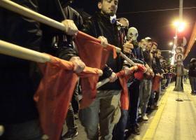 Θεσσαλονίκη: Δύο πορείες διαμαρτυρίας κατά του Makedonian Pride - Κεντρική Εικόνα
