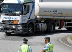 Πορτογαλία: Προβλήματα με την απεργία των βυτιοφόρων - Κεντρική Εικόνα