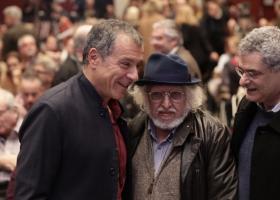 Ποτάμι: Ξανά υποψήφιοι για την Ευρωβουλή Γραμματικάκης και Κύρκος - Κεντρική Εικόνα