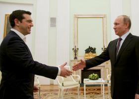 Οι συμφωνίες που θα υπογράψουν Πούτιν- Τσίπρας  - Κεντρική Εικόνα