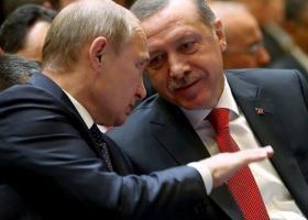 Πούτιν και Ερντογάν συζήτησαν βήματα για την αντιμετώπιση των τζιχαντιστών στην Ινλτίμπ - Κεντρική Εικόνα