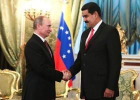 Η ρωσική οικονομική βοήθεια στο επίκεντρο των συνομιλιών Πούτιν - Μαδούρο - Κεντρική Εικόνα