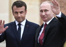 G20: Συνάντηση Πούτιν-Μακρόν με θέματα συζήτησης τη Συρία και την Κριμαία - Κεντρική Εικόνα