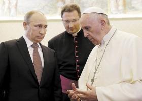 Πούτιν και Πάπας είχαν «ουσιαστικές» συνομιλίες στο Βατικανό για την Ουκρανία, τη Συρία και τη Βενεζουέλα - Κεντρική Εικόνα