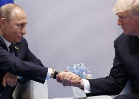 Ο Πούτιν διαβεβαιώνει ότι ο Τραμπ επιθυμεί την αποκατάσταση των αμερικανο-ρωσικών σχέσεων - Κεντρική Εικόνα