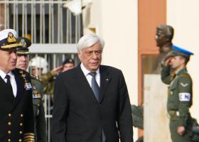Παυλόπουλος: Αδιανόητες οι δηλώσεις περί ανταλλαγής των στρατιωτικών - Κεντρική Εικόνα