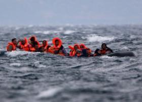 Τραγωδία με 6 νεκρούς σε ναυάγιο με πρόσφυγες ανοιχτά της Μυτιλήνης - Κεντρική Εικόνα