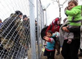 Συγκεντρώσεις υπέρ της διάσωσης των μεταναστών στην Μεσόγειο - Κεντρική Εικόνα