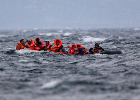 Αύξηση κατά 24% των αφίξεων προσφύγων στην Ελλάδα - Πάνω από 46.000 σε 9 μήνες - Κεντρική Εικόνα