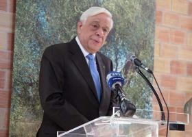 Παυλόπουλος: Δεν υπάρχουν γκρίζες ζώνες - Κεντρική Εικόνα