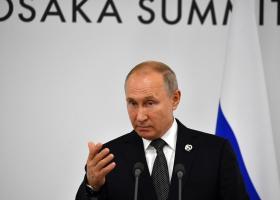 Πούτιν: Η Ρωσία θα κάνει οτιδήποτε μπορεί για να βελτιώσει τις σχέσεις της με τις ΗΠΑ - Κεντρική Εικόνα