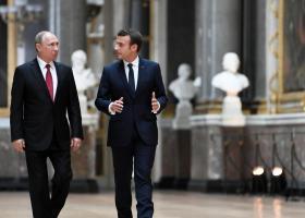 Πούτιν και Μακρόν θα προσπαθήσουν να διασώσουν τη συμφωνία για το πυρηνικό πρόγραμμα του Ιράν - Κεντρική Εικόνα