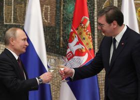 Πάνω από 20 συμφωνίες υπέγραψαν Πούτιν-Βούτσιτς στη Σερβία - Κεντρική Εικόνα