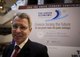 Δέσμευση Πάιατ για περαιτέρω ενίσχυση των εμπορικών και οικονομικών σχέσεων Ελλάδας - ΗΠΑ - Κεντρική Εικόνα