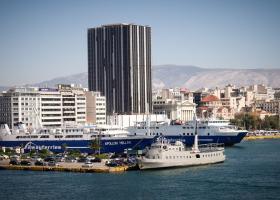 Πανγαία, Dimand και EBRD αναλαμβάνουν την ολοκλήρωση του Πύργου του Πειραιά - Κεντρική Εικόνα