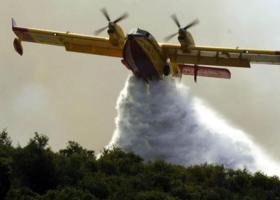Σε ύφεση η πυρκαγιά στο Ζούμπερι - Οριοθετήθηκε η φωτιά στον Μαραθώνα - Κεντρική Εικόνα