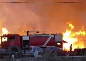 Μεγάλη πυρκαγιά στην Ηλεία – Δόθηκε εντολή εκκένωσης του Ξηρόκαμπου (Photos) - Κεντρική Εικόνα