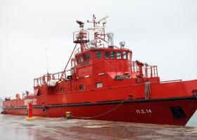 Πυρκαγιά σε πλοίο στη Δραπετσώνα - Κεντρική Εικόνα