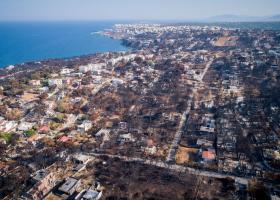 Προεγκρίθηκε το Ειδικό Χωροταξικό για τις πυρόπληκτες περιοχές Νέας Μάκρης και Ραφήνας - Κεντρική Εικόνα