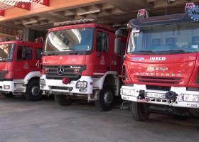 Δύο πυροσβεστικά οχήματα έκανε δωρο στην Αλβανία το Πυροσβεστικό Σώμα Ελλάδας  - Κεντρική Εικόνα
