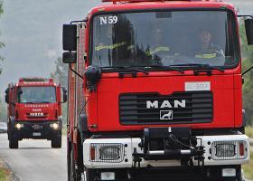 Ολοκληρωτική καταστροφή σε σούπερ μάρκετ από πυρκαγιά (photo+video) - Κεντρική Εικόνα