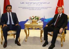 Θορυβημένη η Άγκυρα από τις εξελίξεις λόγω των ιδιαίτερων σχέσεων που διατηρεί με την Ντόχα - Κεντρική Εικόνα