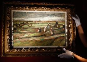 Tοπίο του Βαν Γκογκ πωλήθηκε σε δημοπρασία αντί 7 και πλέον εκατ. ευρώ - Κεντρική Εικόνα